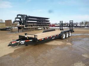 NEW SWS 24' Construction Trailer 2018