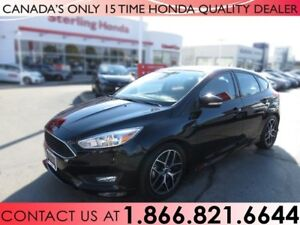 2016 Ford Focus SE | ALL WEATHER MATS | NO ACCIDENTS | 1 OWNER