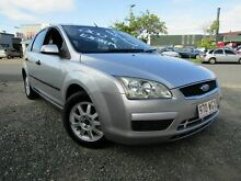 2007 Ford Focus LS CL Silver 5 Speed Manual Hatchback Yeerongpilly Brisbane South West Preview