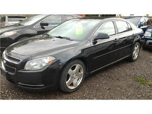 2010 Chevrolet Malibu LT Platinum Edition-Leather-heated seat...