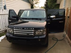 2006 Land Rover Range Rover Sport loaded supercharged