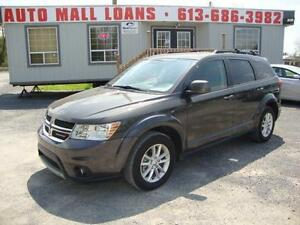 2016 Dodge Journey SXT *** Pay Only $83 Weekly OAC ***