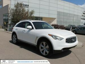 2009 Infiniti FX50 ALL WHEEL DRIVE/NAVIGATION/HEATED AND COOLED