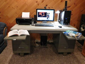 Heavy Duty Solid Desk for Sale!!!