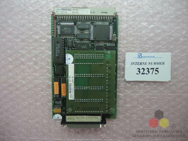 CPU card REDIS Part No. 9626463, R31B1, Boy-Code A1B, Dr. Boy spare parts