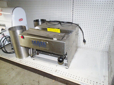 Oliver 709 Bread Slicer Counter Top