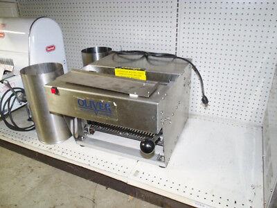 Oliver 709 Bread Slicer Counter Top