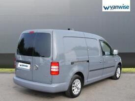 2013 Volkswagen Caddy 1.6 TDI 102PS Highline Van MAXI Diesel grey Manual
