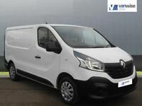 2014 Renault Trafic SL29dCi 115 Business Van Diesel white Manual