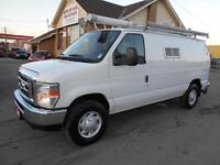 2008 FORD E350 Cargo 5.4L Rack Divider Generator ONLY 64,000KMs