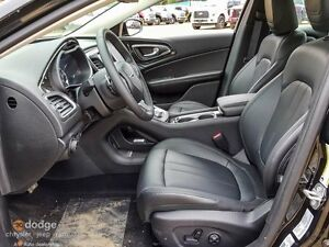 2015 Chrysler 200 C - GPS Navigation - Dual Pane Panoramic Sunro Edmonton Edmonton Area image 10