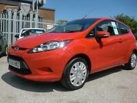 2012 61 FORD FIESTA 1.2 EDGE 3D 81 BHP