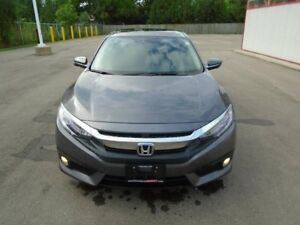 2016 Honda Civic Sedan Touring 4dr FWD Sedan