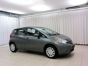 2016 Nissan Versa INCREDIBLE DEAL!! NOTE SV 5DR HATCH w/ BACKUP