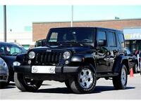 2014 Jeep Wrangler Unlimited Sahara Bluetooth Radio Satellite