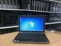 Dell Latitude e6230 Core i3-3110M 2.40GHz 3rd Gen 4GB RAM 320GB HDD Win 7 Laptop