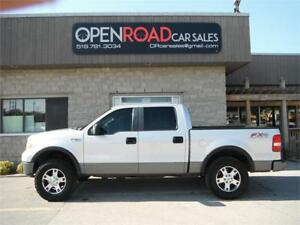 2007 Ford F-150 FX4 * NICE TRUCK * DRIVES GREAT * CERTIFIED *4X4