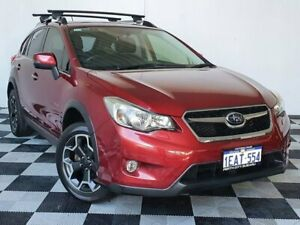2012 Subaru XV G4X MY12 2.0i-S Lineartronic AWD Red 6 Speed Constant Variable Wagon Victoria Park Victoria Park Area Preview