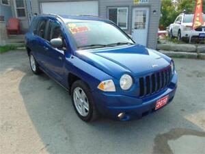 2010 Jeep Compass Sport North Edition