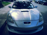 2001 TOYOTA CELICA GTS FULL, AC, SIEGES CUIR, GROUPE ELECTR TOIT