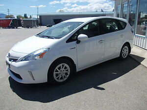 2012 Toyota Prius v Wagon only 49000klm