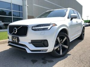 2016 Volvo XC90 T6 R-Design | Vision Package | Climate Package |