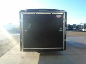 SCREWLESS ENCLOSED AUTO HAULER/CARGO 8 X 20' ATLAS -LOWEST PRICE London Ontario image 5