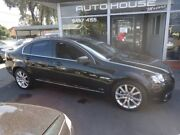 2012 Holden Calais VE II MY12 V Black 6 Speed Sports Automatic Sedan Alphington Darebin Area Preview