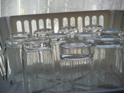 Set of drinking glasses Campbelltown Campbelltown Area Preview