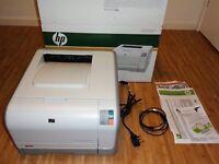 HP Colour LaserJet CP1215 Colour Laser Printer