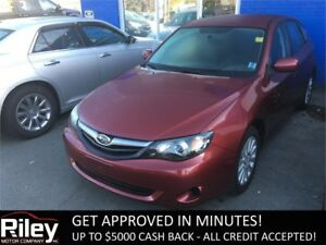 2011 Subaru Impreza 2.5i w/Sport Pkg STARTING AT $103.26 BI-WEEK