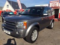 LAND ROVER DISCOVERY 2.7 3 TDV6 SE 5d AUTO 188 BHP 7 SEATER DIESEL (grey) 2007