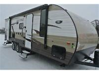 Great bunk unit and lite to tow. Call Tristan today!!