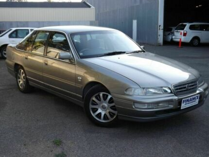 1999 Holden Statesman VS III Gold 4 Speed Automatic Sedan Ridleyton Charles Sturt Area Preview