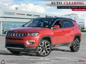 2017 Jeep NEW COMPASS Limited / NEW BODY