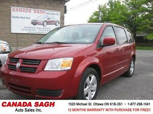 2009 Dodge Grand Caravan , only 119km, MINT,12M.WRTY+SAFETY 7990