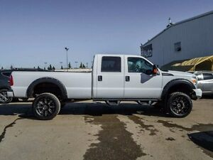 2012 Ford F-350 LIFTED! XLT 4x4 SD Crew Cab 8 ft. box 156 in. WB Edmonton Edmonton Area image 8