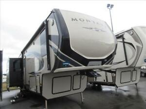 Keystone MONTANA HIGH COUNTRY 344RL 5TH WHEEL