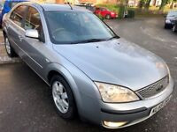 Ford Mondeo Zetec DIESEL 2.0TDCi 130ps 6 Speed - Very Long MOT - 3 Owners - GREAT PRICE!!!