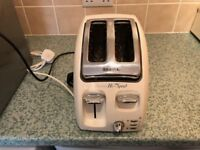 Hi there for sale microwave toaster all together 15