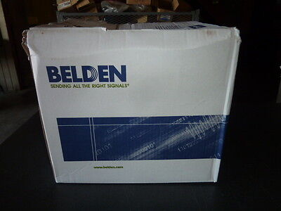 New Belden Cmp 2413 White Cable Cmp Cat 6 23 Awg 500 Ft Data Twist Cat6 Wire