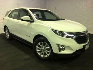 2018 Holden Equinox EQ MY18 LS FWD Summit White 6 Speed Sports Automatic Wagon Derwent Park Glenorchy Area Preview