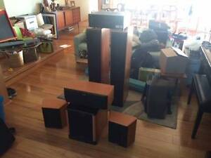 Home Theatre System - Pioneer VSX-921-K 7.1 with Dynamics Polaris Killcare Heights Gosford Area Preview