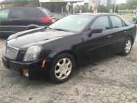 2003 Cadillac CTS Auto Deluxe AUTO LEATHER SUNROOF Like New MINT