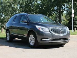 2013 Buick Enclave AWD 7 PASSENGER LOCAL TRADE FINANCE AVAILABLE