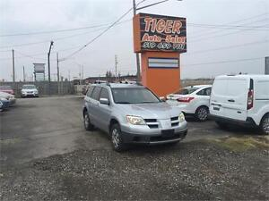 2006 Mitsubishi Outlander ***AWD***ONLY 118 KMS***CHEAP ON GAS