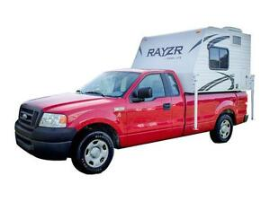 2016 Travel Lite Rayzr FB Truck Camper for small and ½ Ton Truck