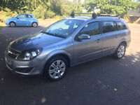2008 VAUXHALL ASTRA ESTATE 1.6 NEW WATER PUMP AND CAMBELT - LONG MOT £1750