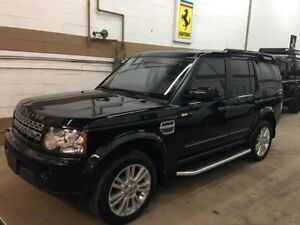 2011 Land Rover LR4 Lr4 HSE LUXE 4x4 Awd Lr4 HSE LUXE 4x4 Awd LU