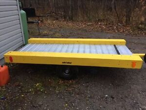 Vintage Ski-doo Trailer Peterborough Peterborough Area image 6